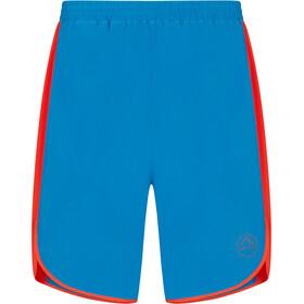 La Sportiva Sudden Spodnie krótkie Mężczyźni, neptune/poppy